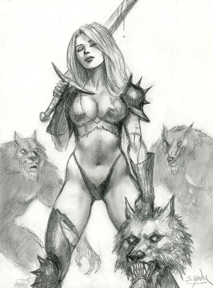 Siamh-vs-Werewolves