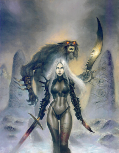 Couverture Arawn tome 2