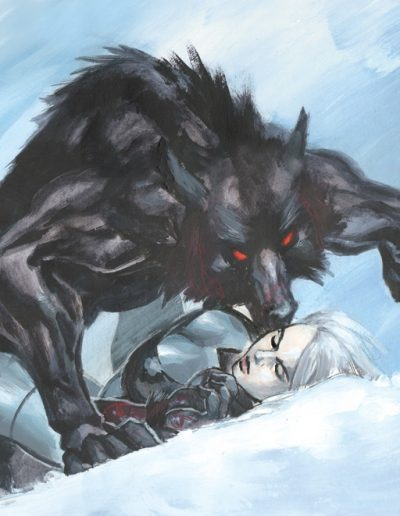 Arawn t2 Werewolf in love