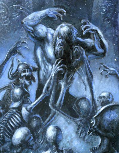 Arawn t5 Attack of the dead