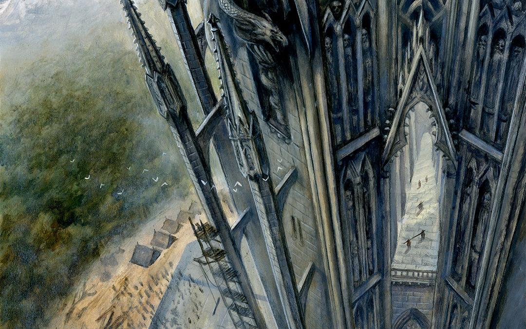La Cathedrale des Abymes T1 et T2 vente d'originaux #2 (Mise à jour)