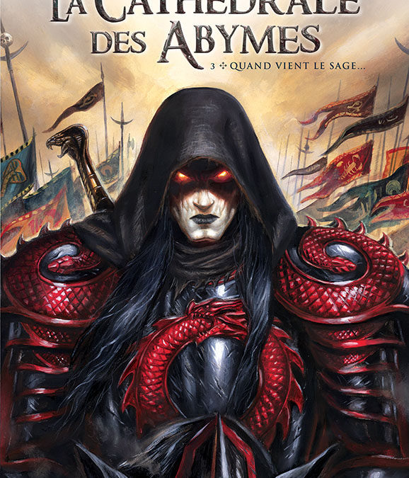 Cathedrale Des Abymes Tome 3