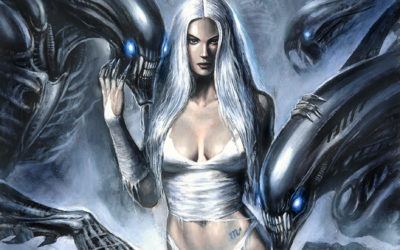 Beauty and the Biomechanical Beasts