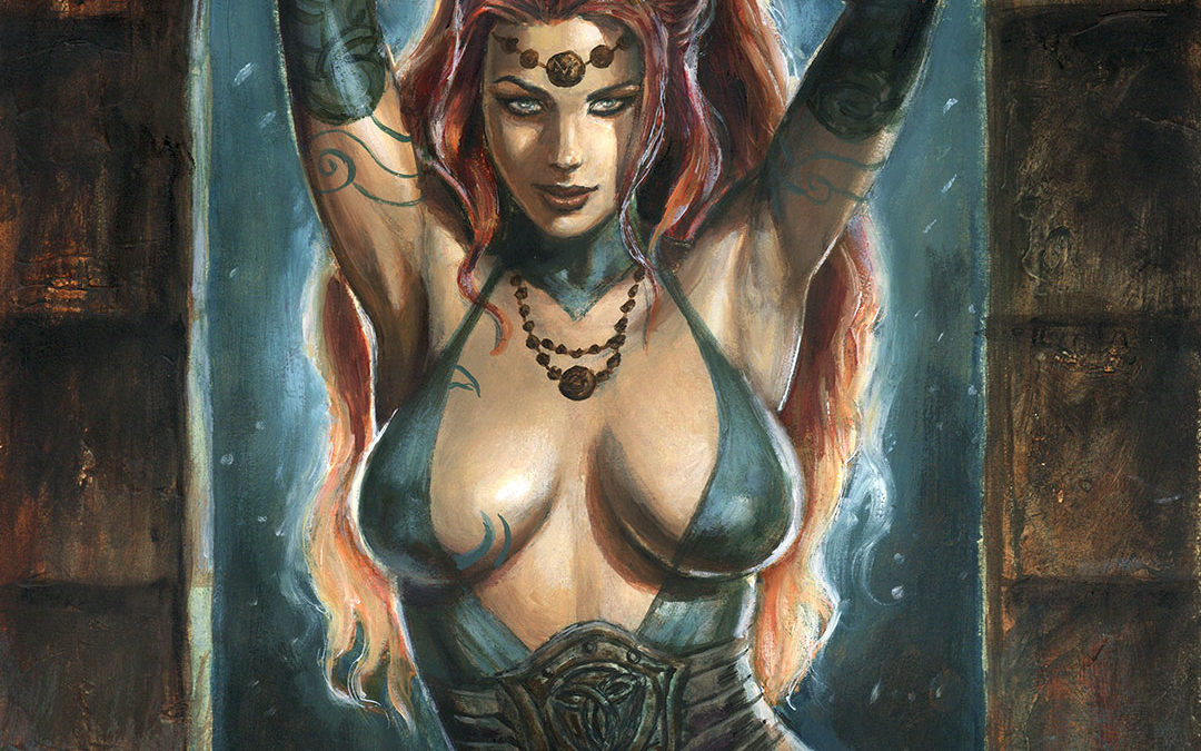 Queen Deirdre