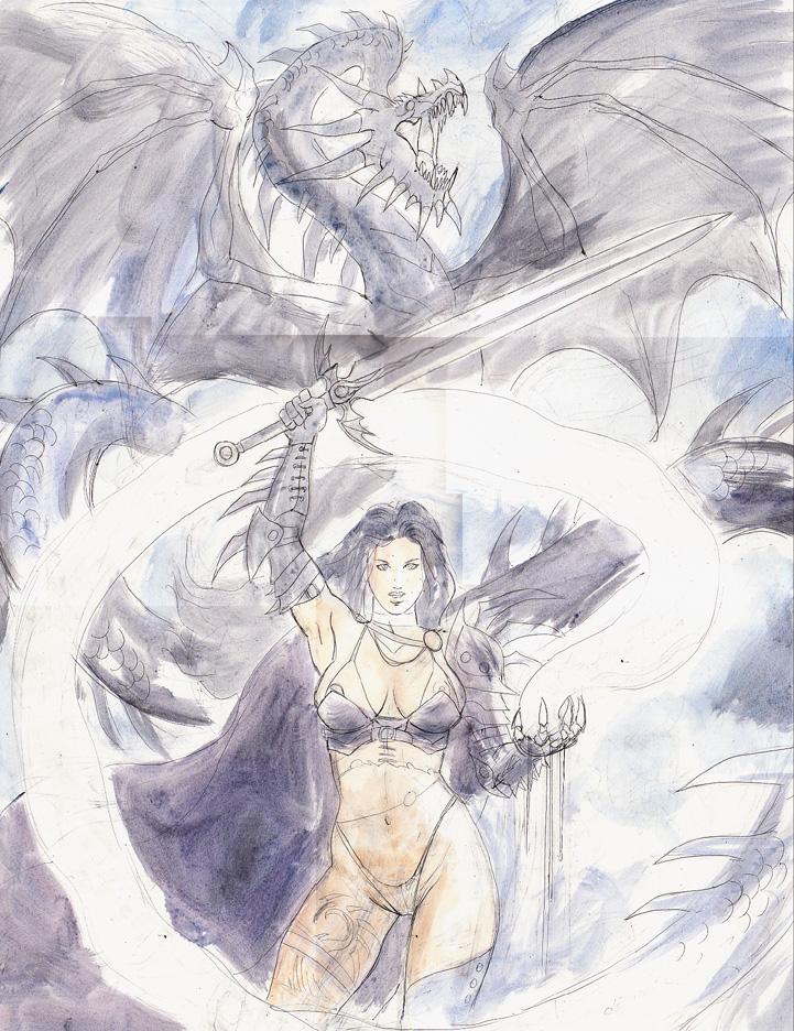 The-dragon's-soul--step3