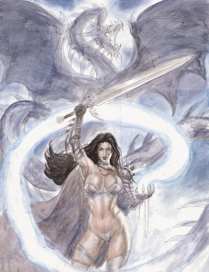 The-dragon's-soul--step4