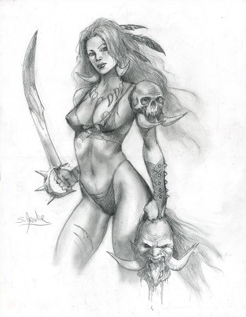 Warrioress-1