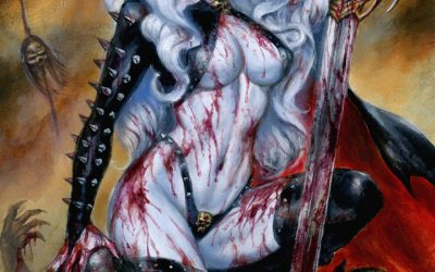 Lady Death « If you want blood (you've got it) »