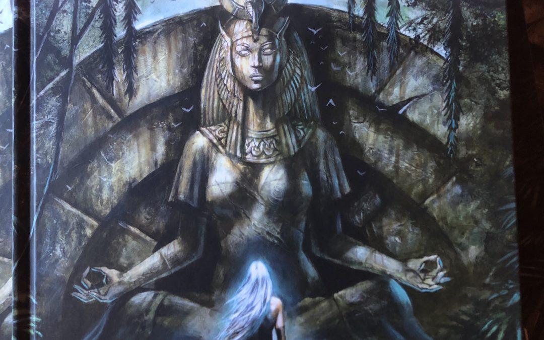 La Cathédrale des Abymes réédition du tome 2