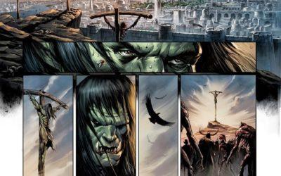 «Orcs et Gobelins», une page…
