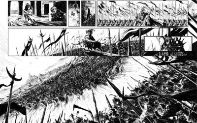 Orcs et Gobelins, double page