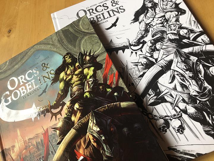 Orcs et Gobelins #11